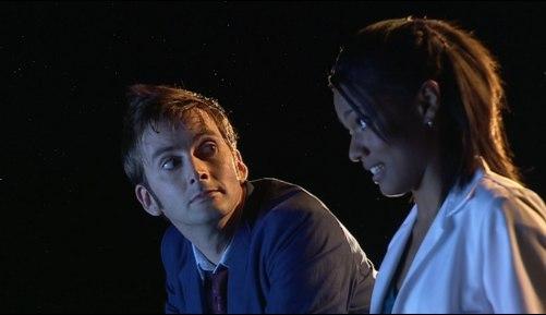 Doctor Who Smith And Jones Ten And Martha