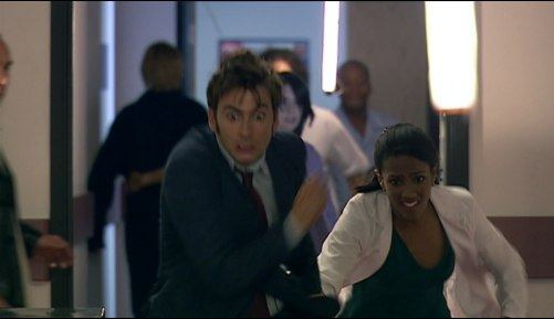 Doctor Who Smith And Jones The Chase