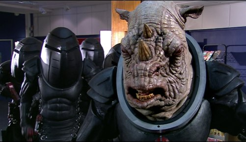 Doctor Who Smith And Jones The Judoon 2