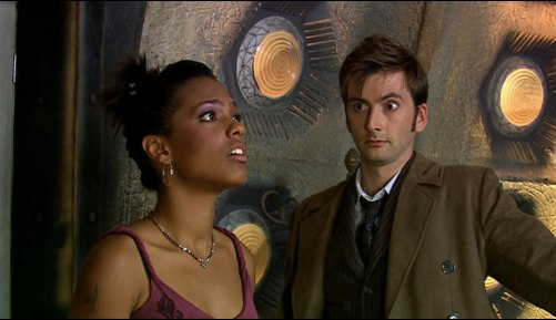 Doctor Who Smith And Jones The TARDIS