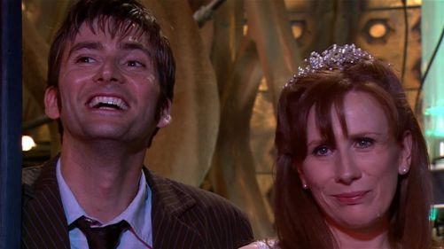 Doctor Who The Runaway Bride Stargazing
