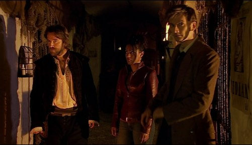 Doctor Who The Shakespeare Code Bedlam