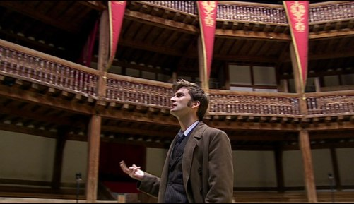 Doctor Who The Shakespeare Code The Globe