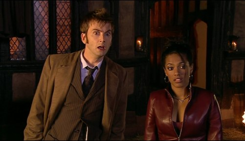 Doctor Who The Shakespeare Code Witch House