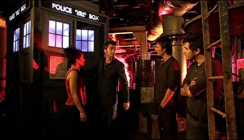 Doctor Who 42 Farewell 2