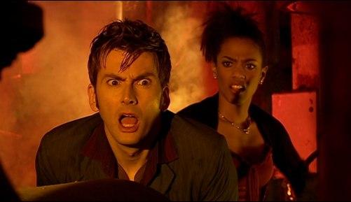 Doctor Who 42 Sauna