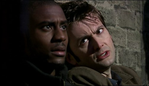 Doctor Who Blink Ten And Martha 2