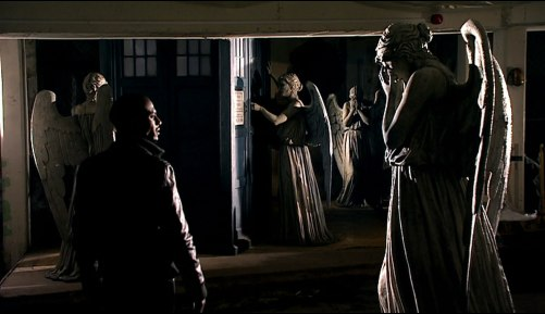 Doctor Who Blink The Weeping Angels 2