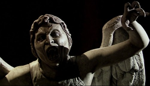 Doctor Who Blink The Weeping Angels 4