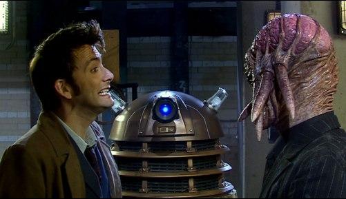 Doctor Who Daleks In Manhattan Dalek Sec 4
