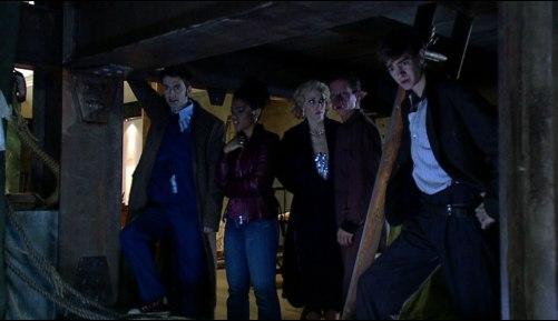 Doctor Who Daleks In Manhattan Frank 5