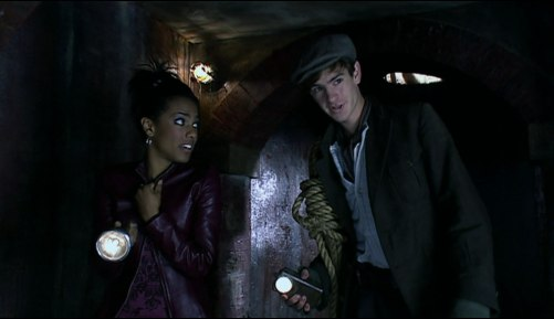 Doctor Who Daleks In Manhattan Frank