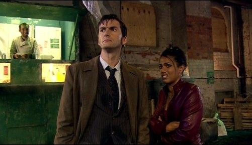 Doctor Who Gridlock Martha 5