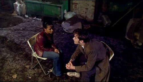 Doctor Who Gridlock Martha 8