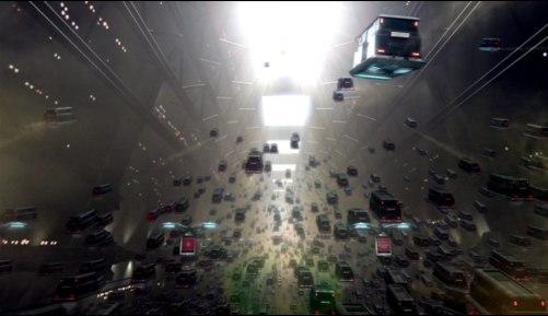 Doctor Who Gridlock The Motorway 4