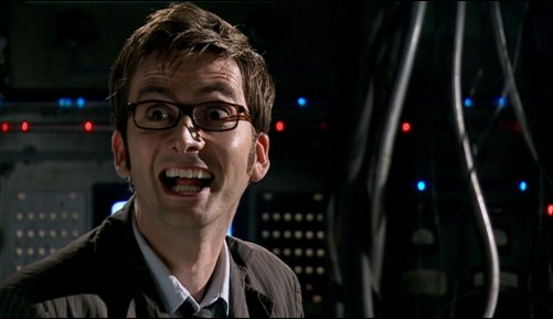 Doctor Who Gridlock The Tenth Doctor