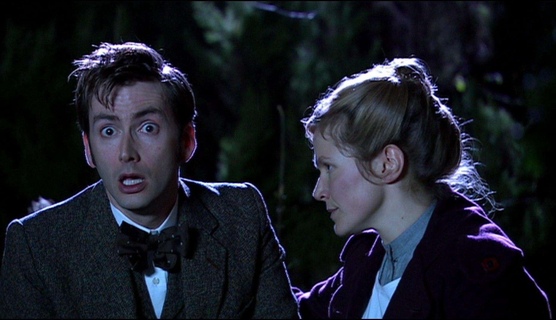 Doctor Who Human Nature John And Joan 5