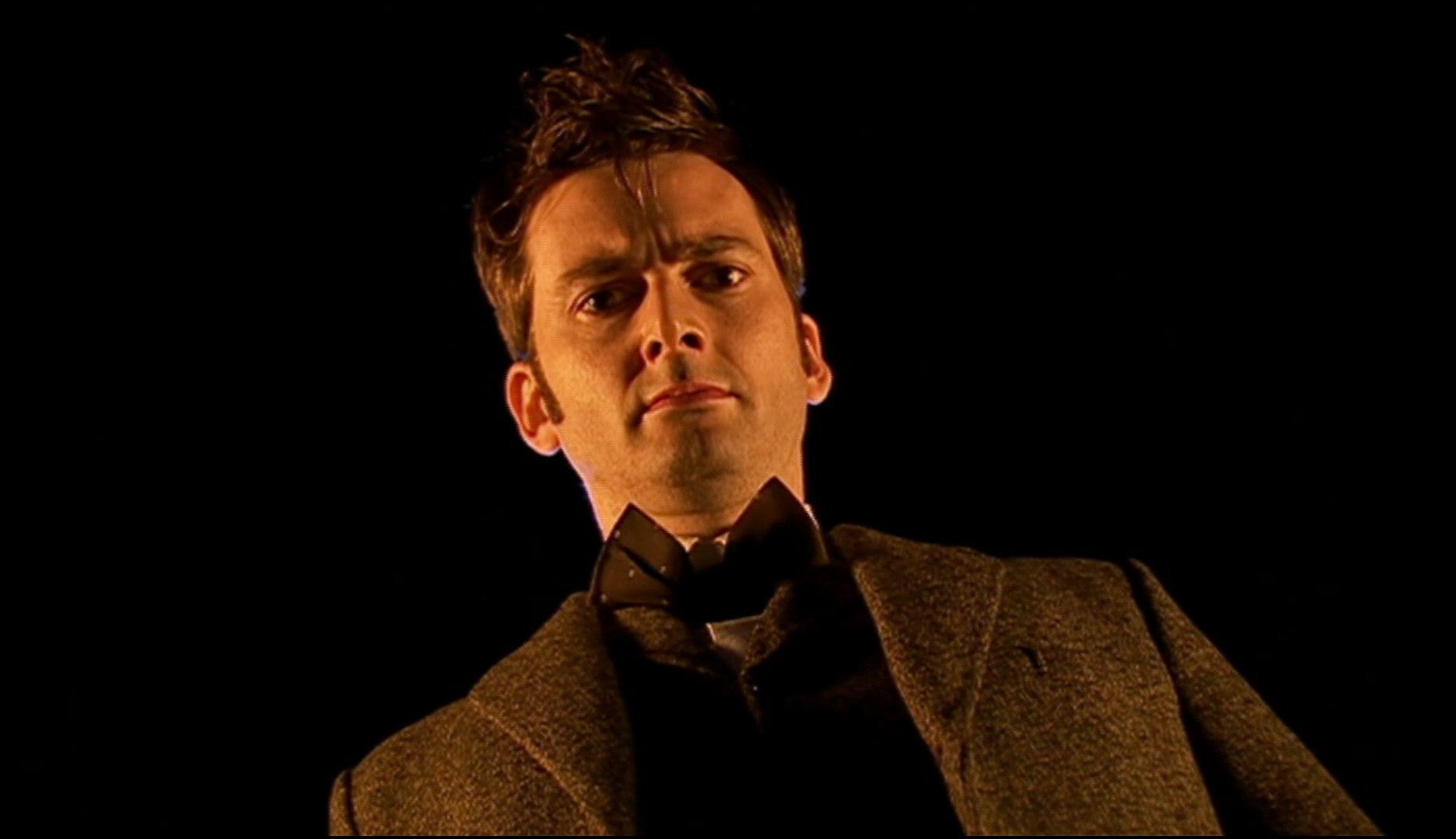 Doctor Who Human Nature Ten's Fury