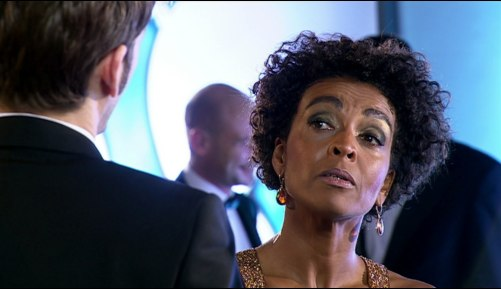 Doctor Who The Lazarus Experiment Francine