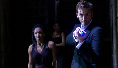 Doctor Who The Lazarus Experiment Sanctuary 2
