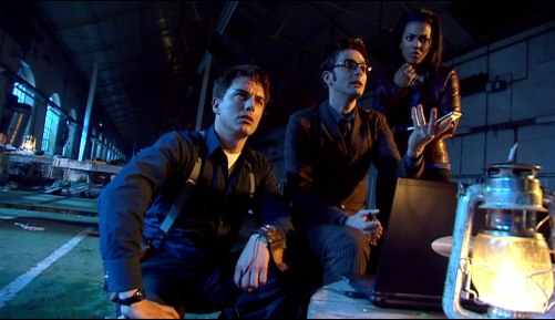 Doctor Who The Sound Of Drums The Trio 6
