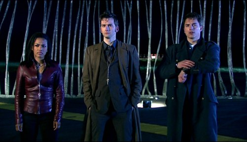 Doctor Who The Sound Of Drums The Trio 7