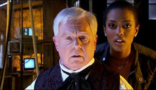 Doctor Who Utopia Martha And Yana
