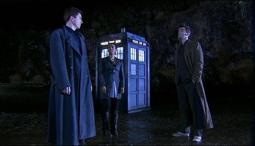 Doctor Who Utopia Quarry 3