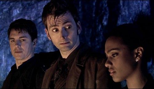 Doctor Who Utopia Quarry 4