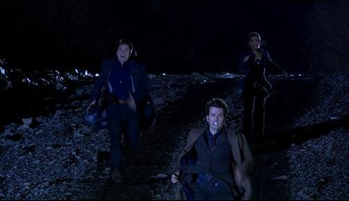 Doctor Who Utopia Quarry 5