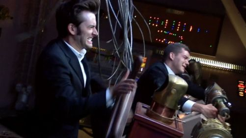 Doctor Who Voyage Of The Damned Freefall 2