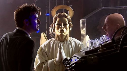 Doctor Who Voyage Of The Damned Max Capricorn