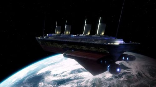 Doctor Who Voyage Of The Damned Titanic