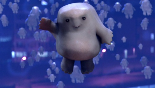 Doctor Who Partners In Crime Adipose 2