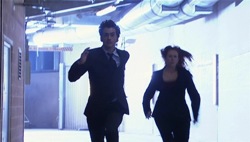 Doctor Who Partners In Crime Ten And Donna 3