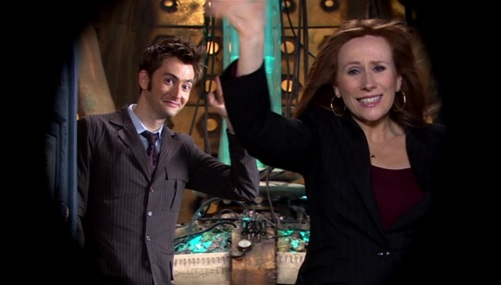 Doctor Who Partners In Crime Ten And Donna 4