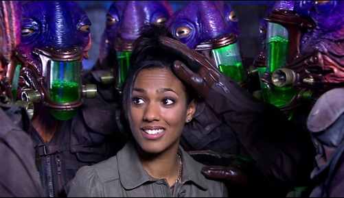 Doctor Who The Doctor's Daughter Martha 3