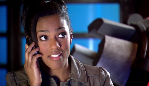 Doctor Who The Doctor's Daughter Martha 4