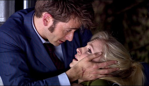 Doctor Who The Doctor's Daughter Ten 10