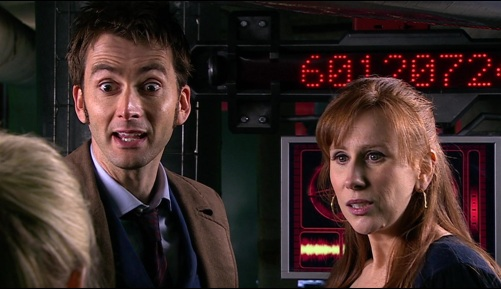 Doctor Who The Doctor's Daughter Ten 9