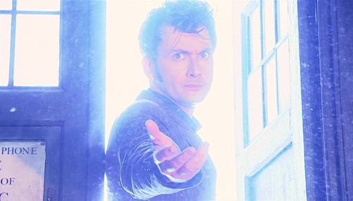 Doctor Who The Fires Of Pompeii Come With Me 2