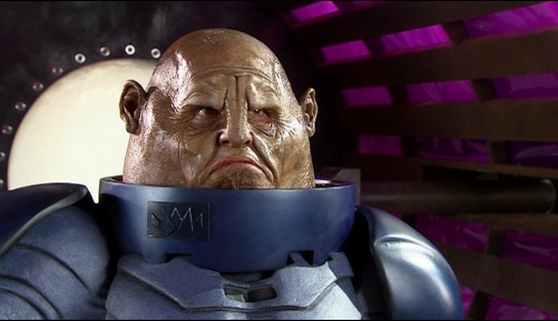 Doctor Who The Sontaran Stratagem General Staal 2