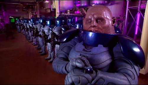 Doctor Who The Sontaran Stratagem Skorr 2