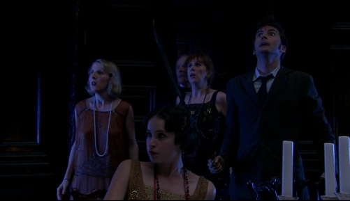 Doctor Who The Unicorn And The Wasp Ten & Donna 10
