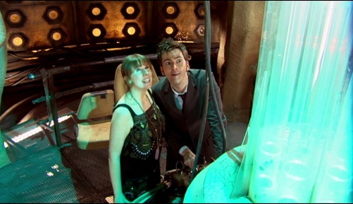 Doctor Who The Unicorn And The Wasp Ten & Donna 9