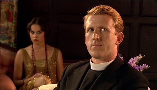 Doctor Who The Unicorn And The Wasp The Reverend