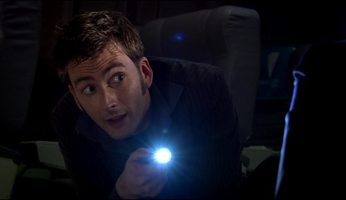 Doctor Who Midnight Excited Ten 4