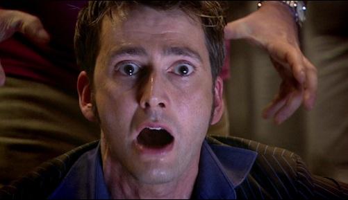 Doctor Who Midnight Terrified Ten 8