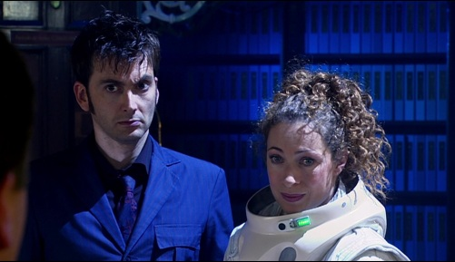 Doctor Who Silence In The Library River Song 4