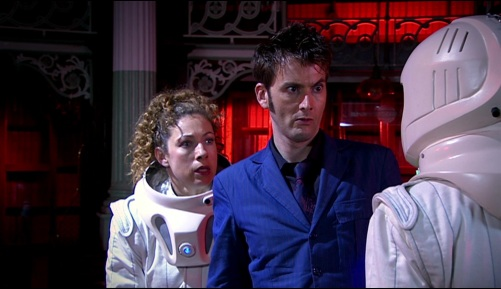 Doctor Who Silence In The Library River Song 7